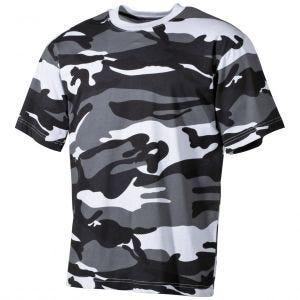 MFH T-Shirt Skyblue