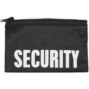 Mil-Tec Reißverschluss-Patch mit Schriftzug Security
