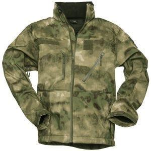 Mil-Tec SCU 14 Softshell-Jacke MIL-TACS FG
