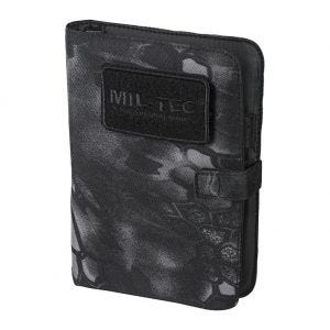 Mil-Tec Taktisches Notizbuch Klein Mandra Night
