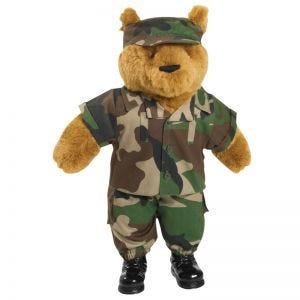 Mil-Tec Teddybär-Uniform CCE Groß