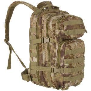 Mil-Tec US Assault Pack Small Einsatzrucksack mit MOLLE-Befestigungssystem Mandra Tan