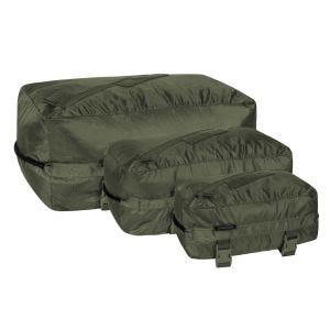 Helikon Pakcell Taschen-Set Ripstop Olivgrün