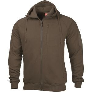 Pentagon Leonidas 2.0 Sweatshirt Terra Brown
