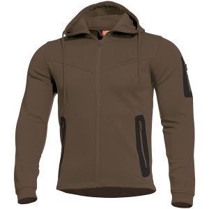 Pentagon Pentathlon Sweatjacke Terra Brown