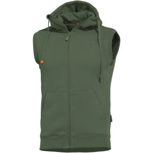 Pentagon Thespis Sweater-Weste Camo Green