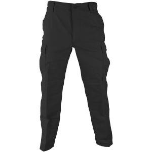 Propper Uniform BDU-Hose aus Baumwoll-Polyester-Ripstop Schwarz