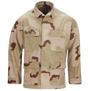 Propper BDU-Jacke aus Baumwoll-Ripstop Desert 3 Farben