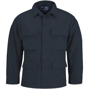 Propper Uniform BDU-Jacke aus Baumwoll-Polyester-Ripstop LAPD Navy