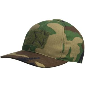 Propper 6 Panel Contractor Hat Woodland