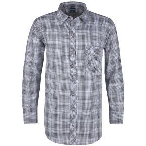 Propper Covert Langärmliges Hemd mit Knopfleiste Ocean Blue Plaid