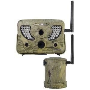 SpyPoint TINY-W2s Digitale Wildkamera mit Infrarot Camo