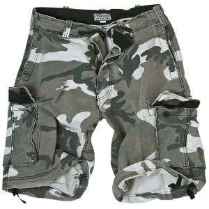 Surplus Vintage Shorts Ausgewaschenes Urban