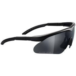 Swiss Eye Raptor Brille mit Gestell in Schwarz