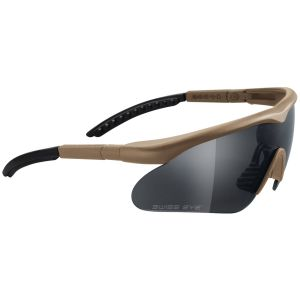 Swiss Eye Raptor Brille mit Gestell in Coyote