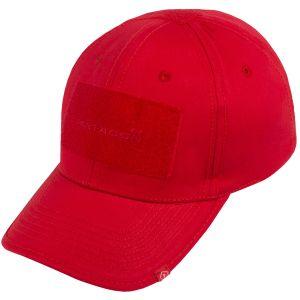 Pentagon Tactical 2.0 Basecap aus Twill-Material Rot