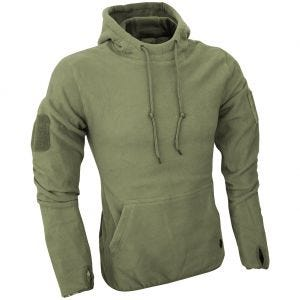 Viper Tactical Fleece-Kapuzenpullover Grün