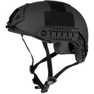 Viper Fast Helm Schwarz