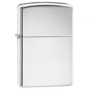 Zippo High Polish Chrome Regular Feuerzeug